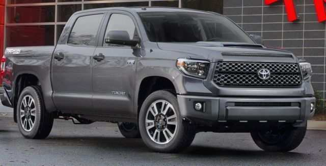 40 New 2020 Toyota Tundra Trd Pro Research New