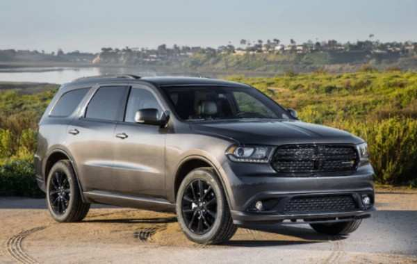40 New Dodge Durango 2020 Redesign Model