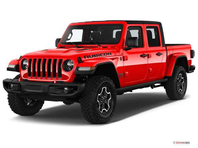 40 New How Much Is The 2020 Jeep Gladiator Interior