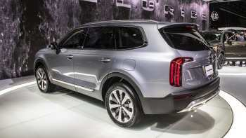 40 The 2020 Kia Telluride Length New Review