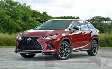 40 The 2020 Lexus Rx Concept