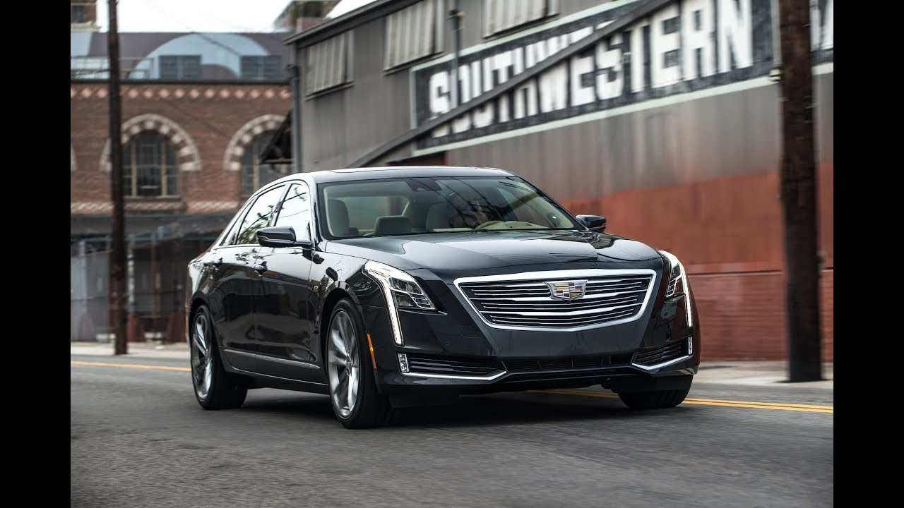 40 The Best 2019 Cadillac Self Driving Images