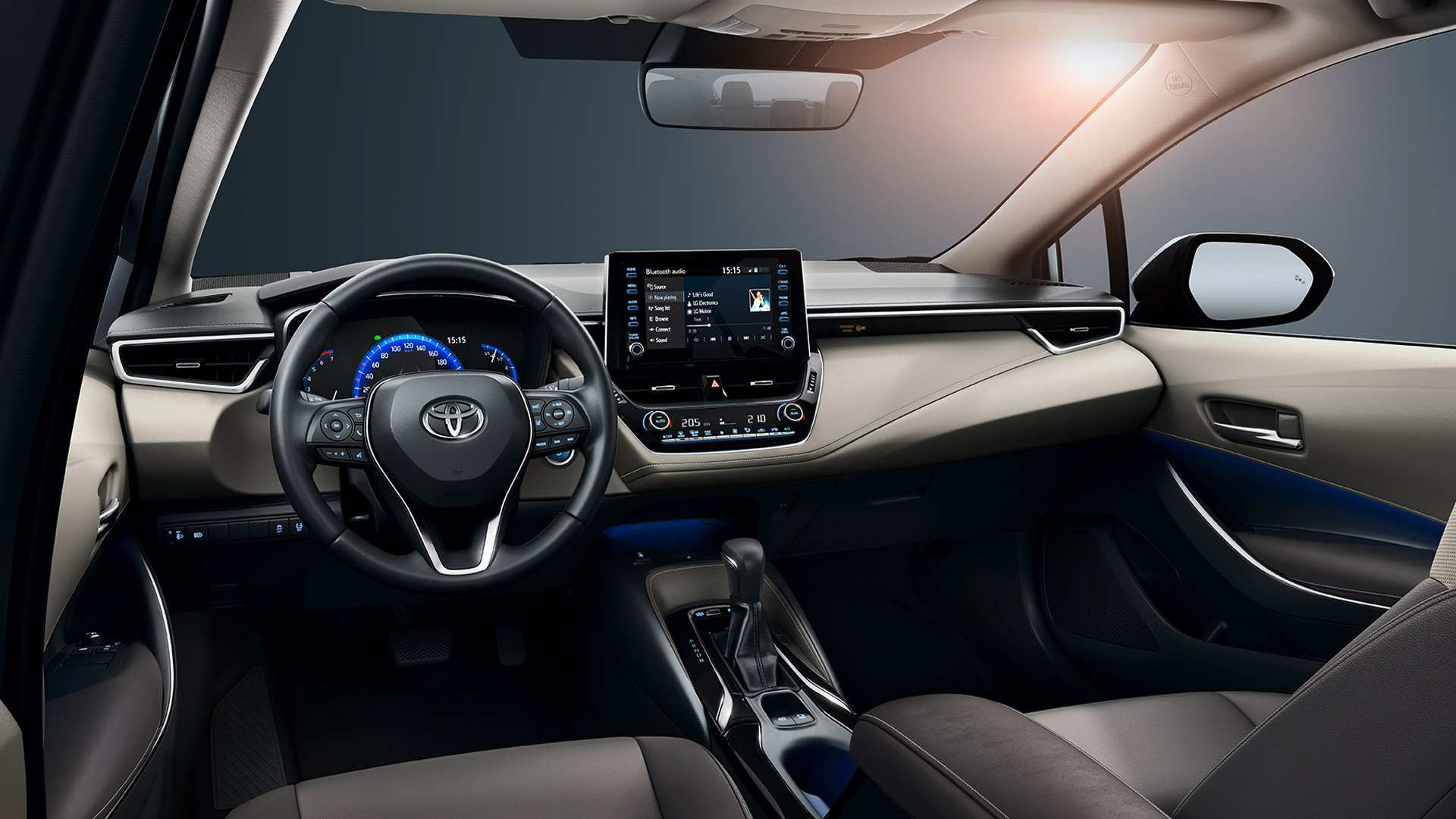 40 The Best 2019 New Toyota Corolla Review And Release Date