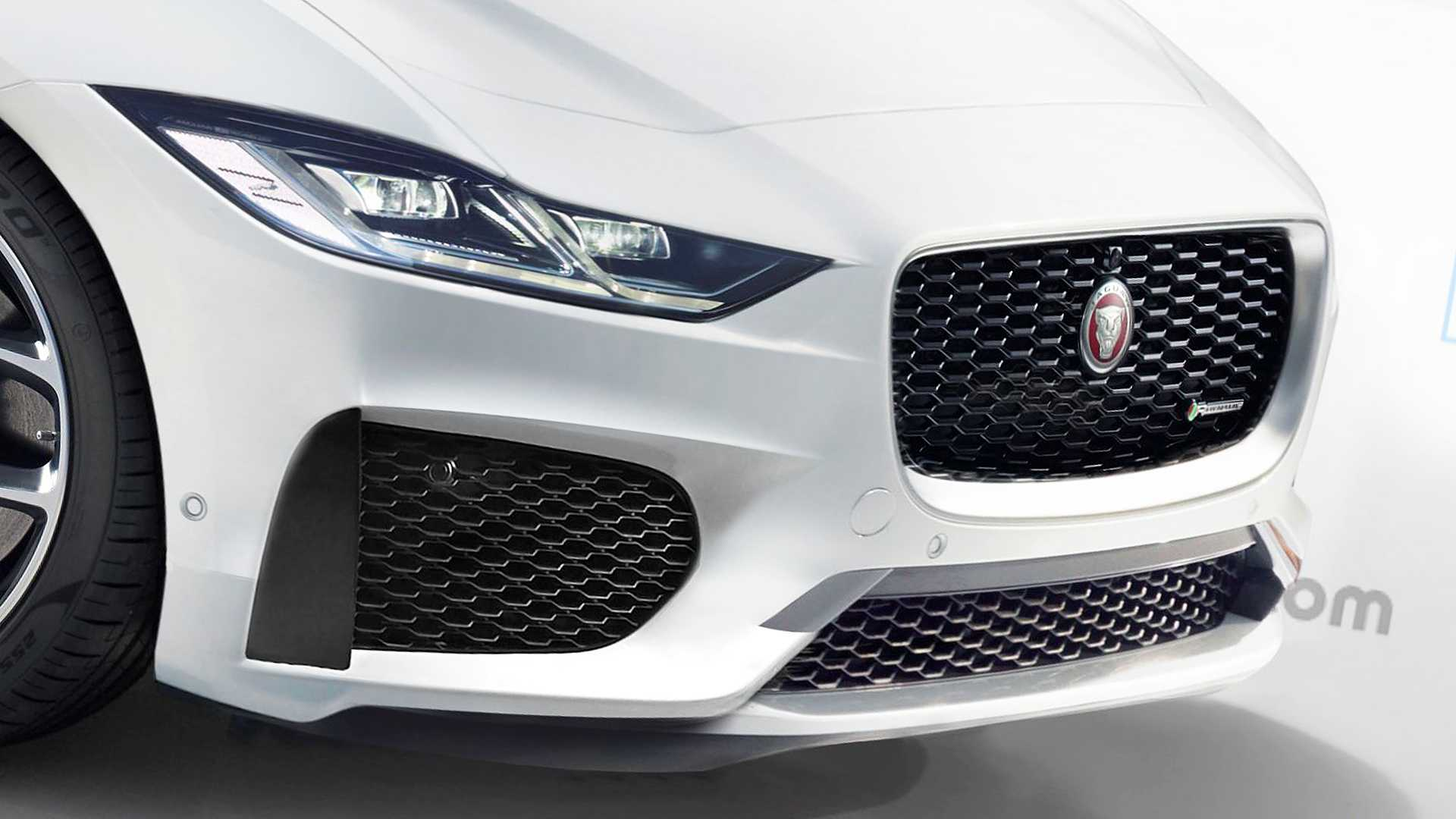 40 The Best 2020 Jaguar Xj Redesign New Model And Performance