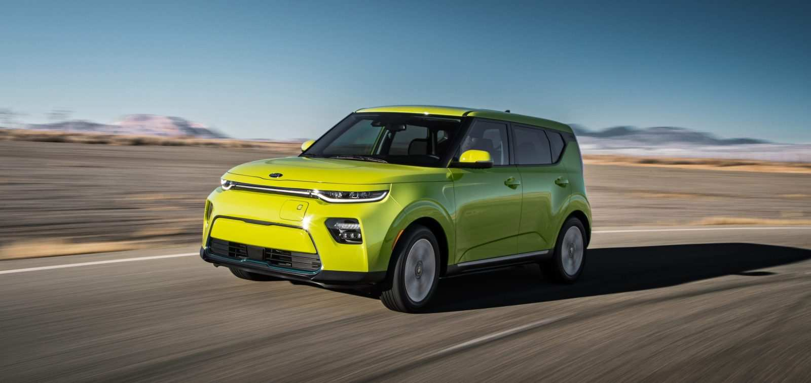 40 The Best 2020 Kia Soul Ev Availability Wallpaper