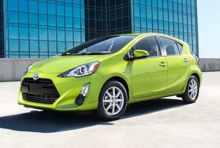40 The Best 2020 Toyota Prius C First Drive