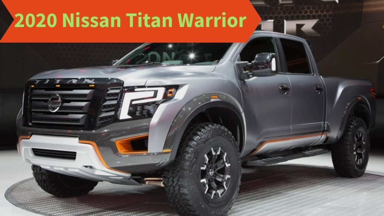 40 The Best Nissan Titan Xd 2020 Release
