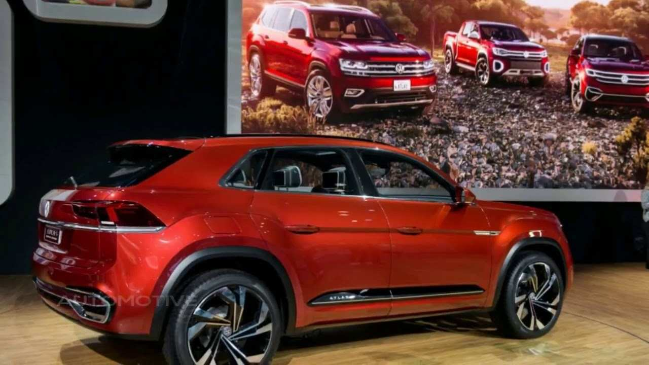 40 The Best Volkswagen Suv 2020 Release