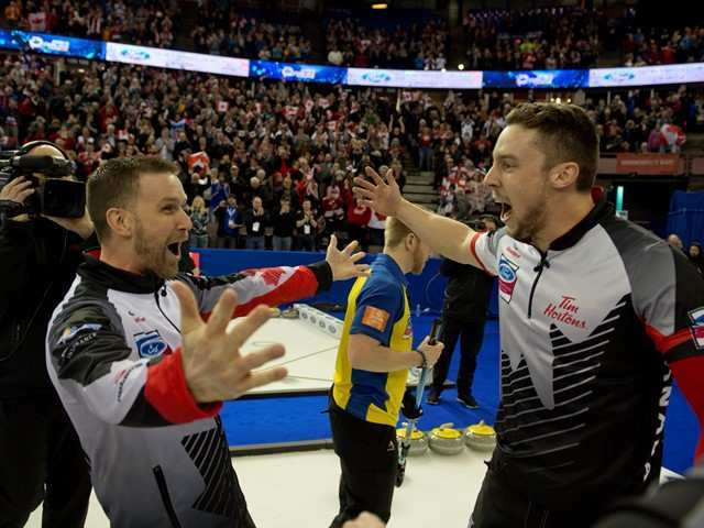 41 A 2019 Ford World Mens Curling Review