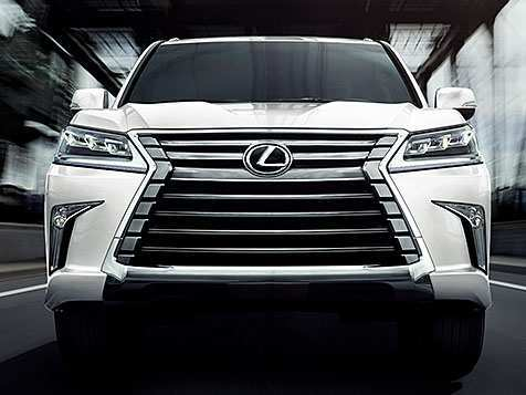41 A 2019 Lexus Lx Concept And Review