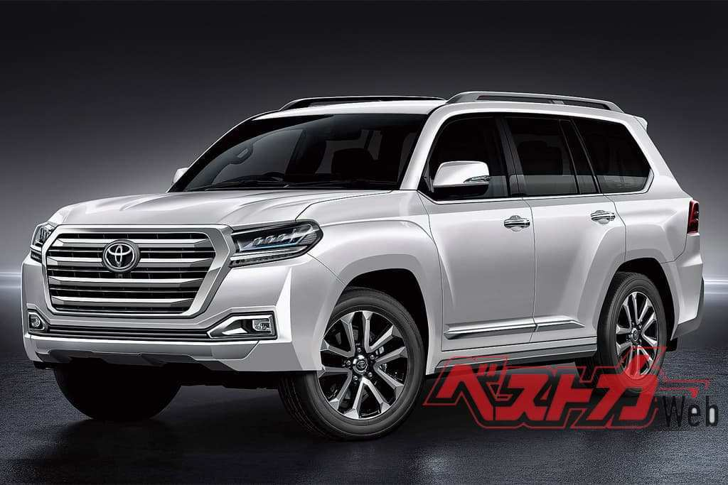 41 A 2020 Toyota Land Cruiser 200 Release Date And Concept