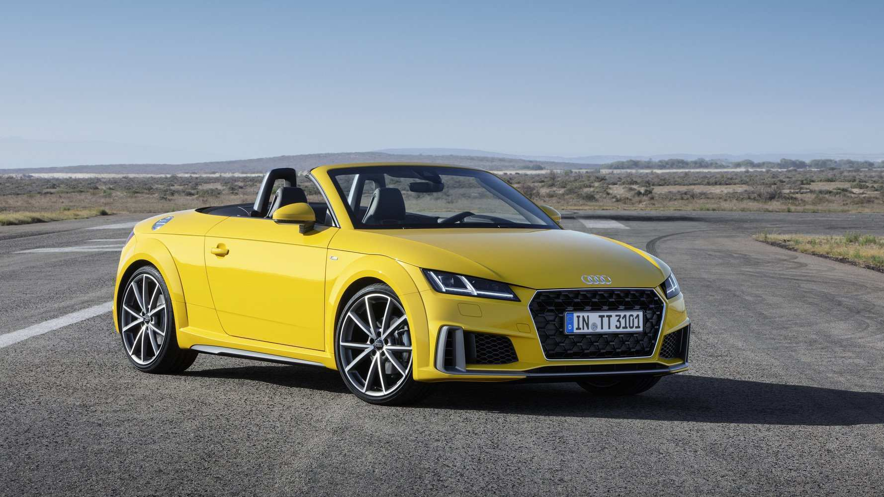41 A Audi Brennstoffzelle 2020 First Drive