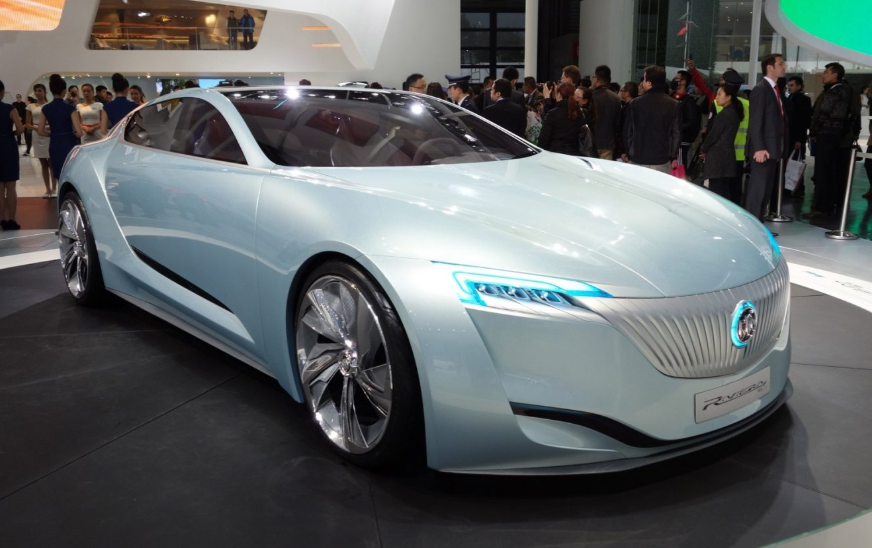 41 A Buick Riviera 2020 Redesign
