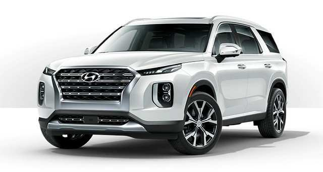 41 A Cost Of 2020 Hyundai Palisade Pictures