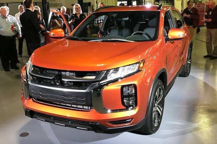 41 A Mitsubishi Outlander Sport 2020 Release Date And Concept