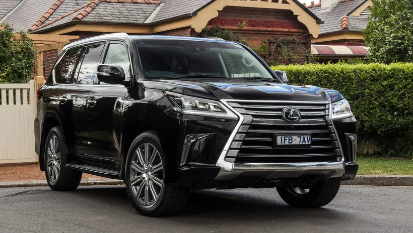 41 All New 2019 Lexus Lx 570 Release Date New Concept