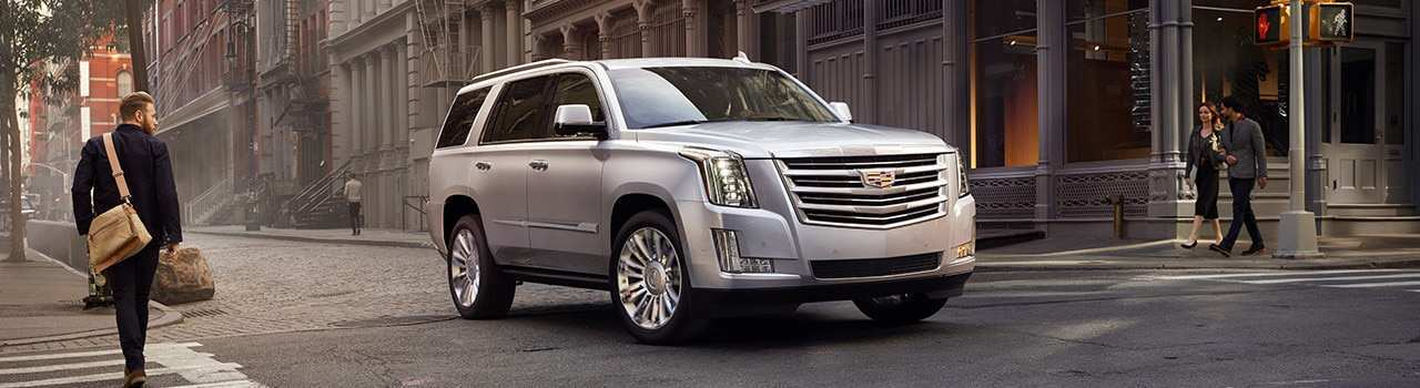 41 All New 2020 Cadillac Escalade Youtube Release Date And Concept