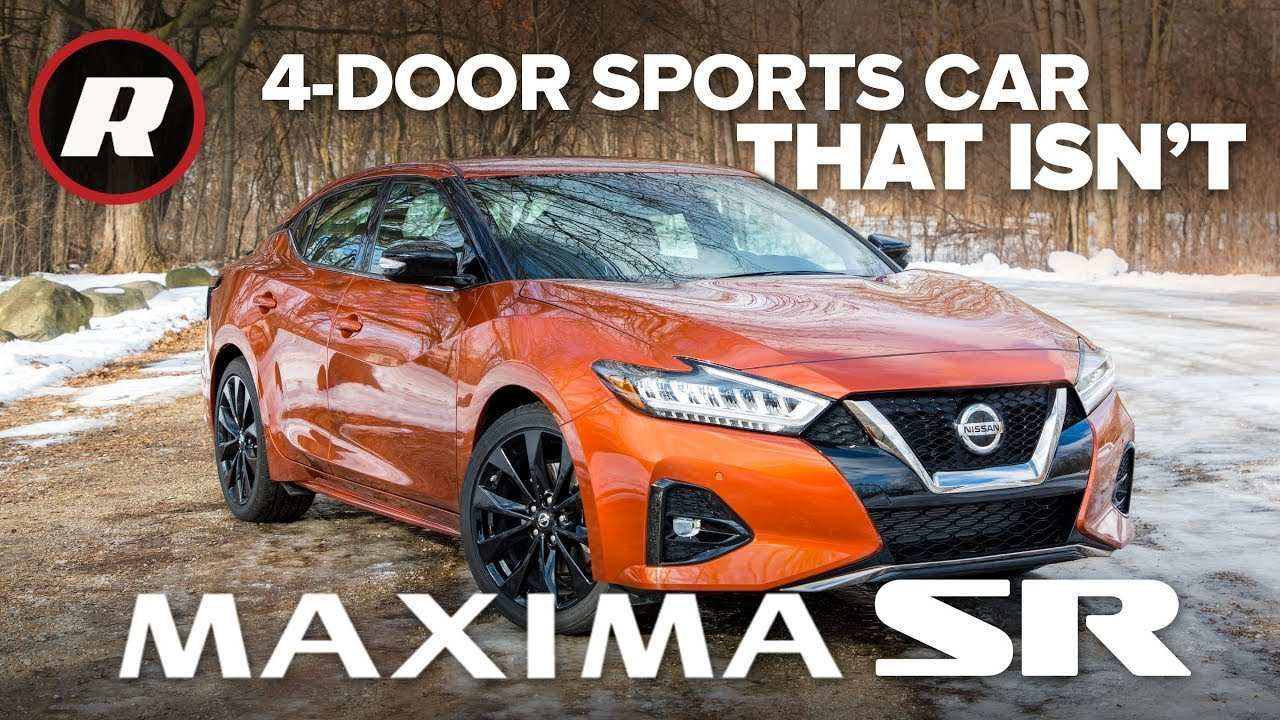 41 All New 2020 Nissan Maxima Youtube Release