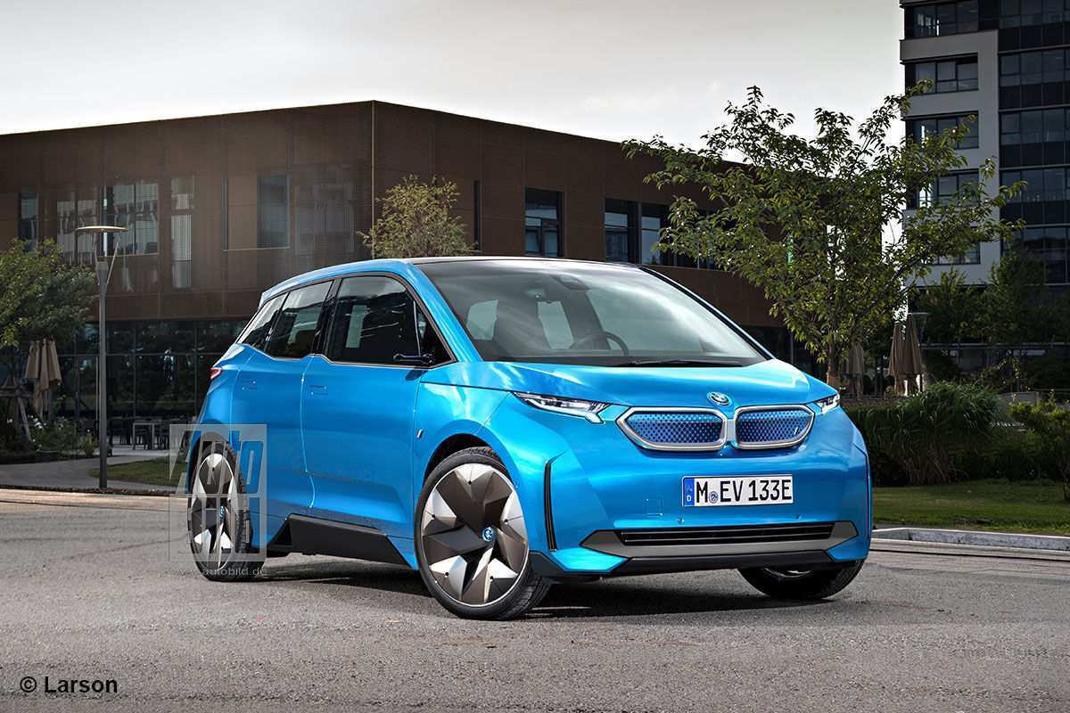 41 All New Bmw I3 New Model 2020 Engine