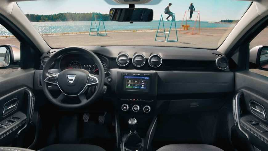41 All New Dacia Duster 2019 Interior Engine