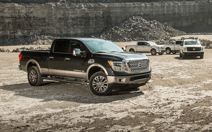 41 All New Nissan Titan Xd 2020 Reviews