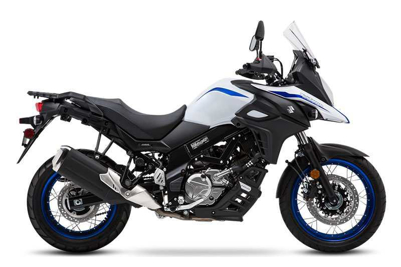 41 All New Suzuki V Strom 2019 History