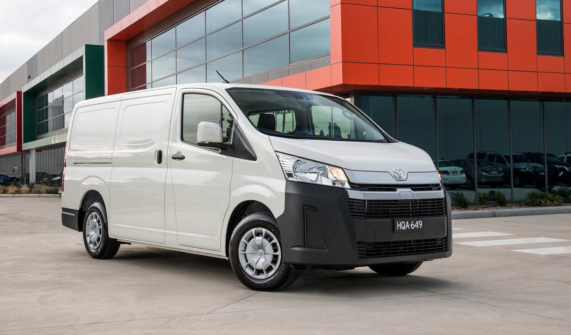 41 All New Toyota Van 2020 Pictures
