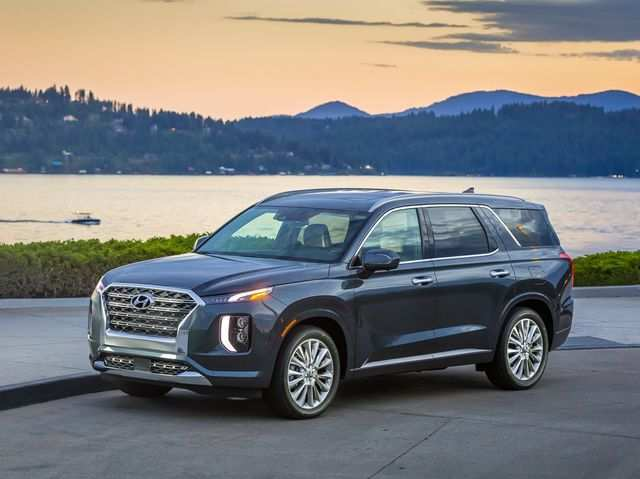 41 All New When Will The 2020 Hyundai Palisade Be Available Redesign And Concept