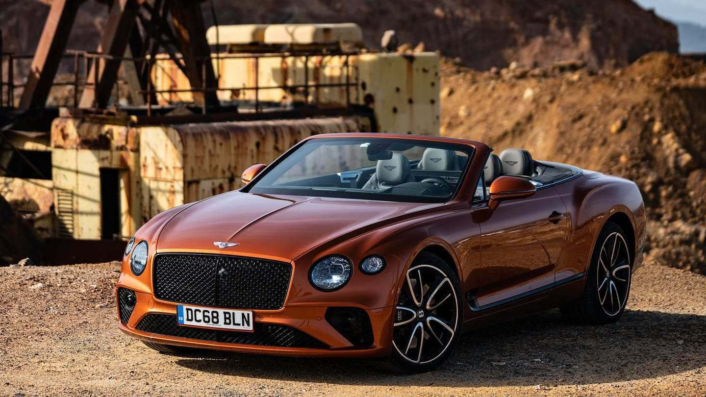 41 Best 2019 Bentley Gt Review And Release Date