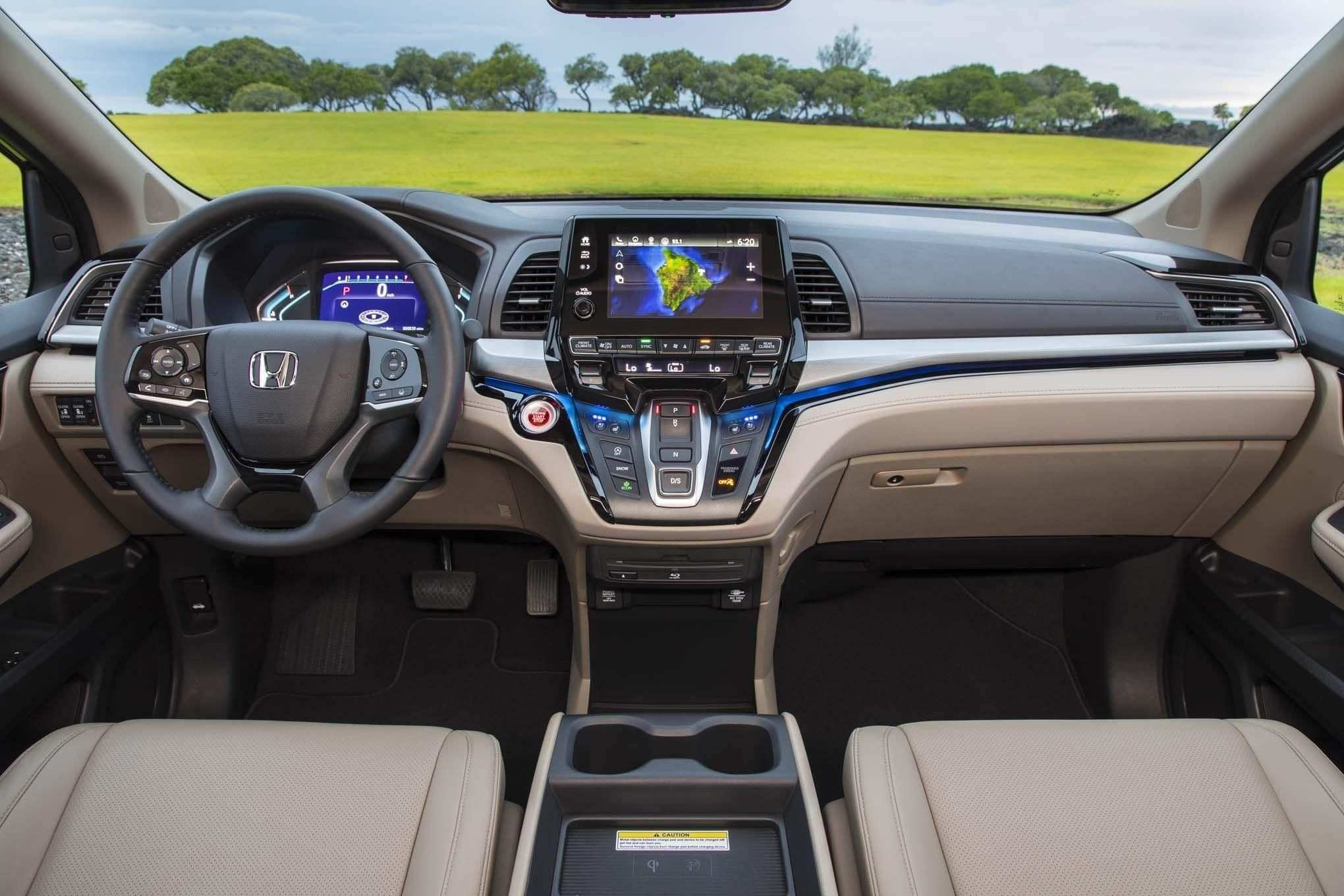 41 Best 2019 Honda Odyssey Release Concept And Review