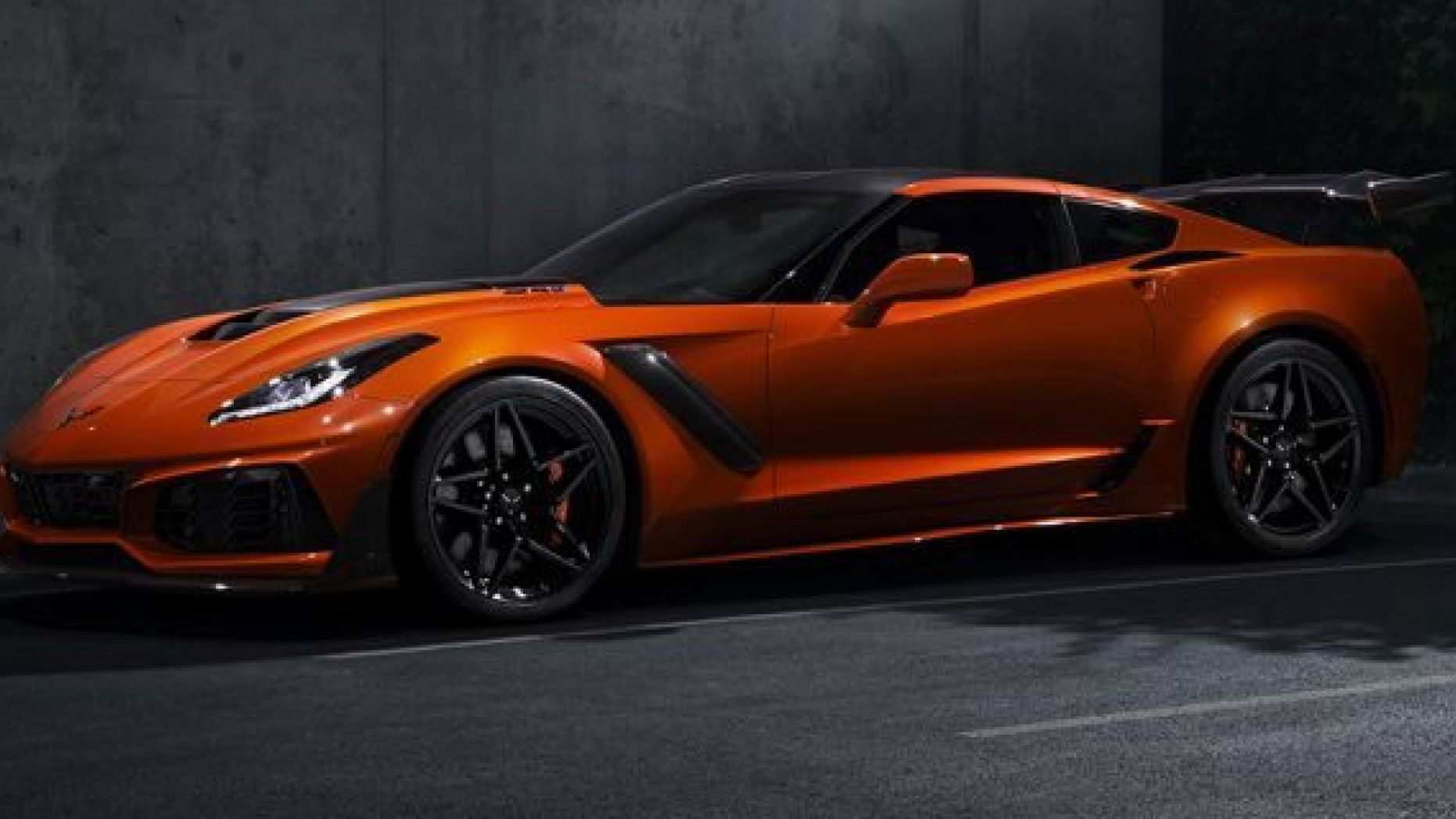 41 New 2019 Chevrolet Corvette Zr1 Is Gms Most Powerful Car Ever Concept