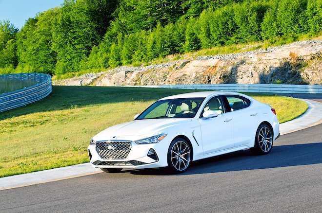 41 New 2019 Genesis G70 Review Specs and Review