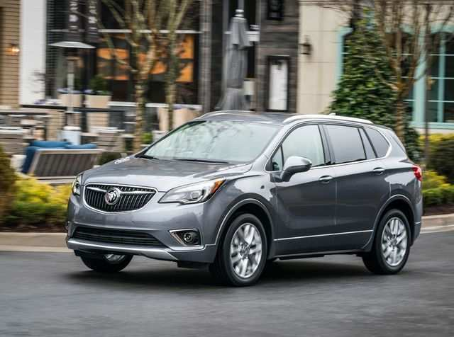 41 New 2020 Buick Envision Reviews Interior