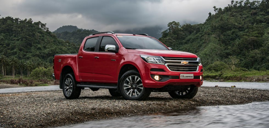 41 New 2020 Chevrolet Colorado Updates Concept And Review