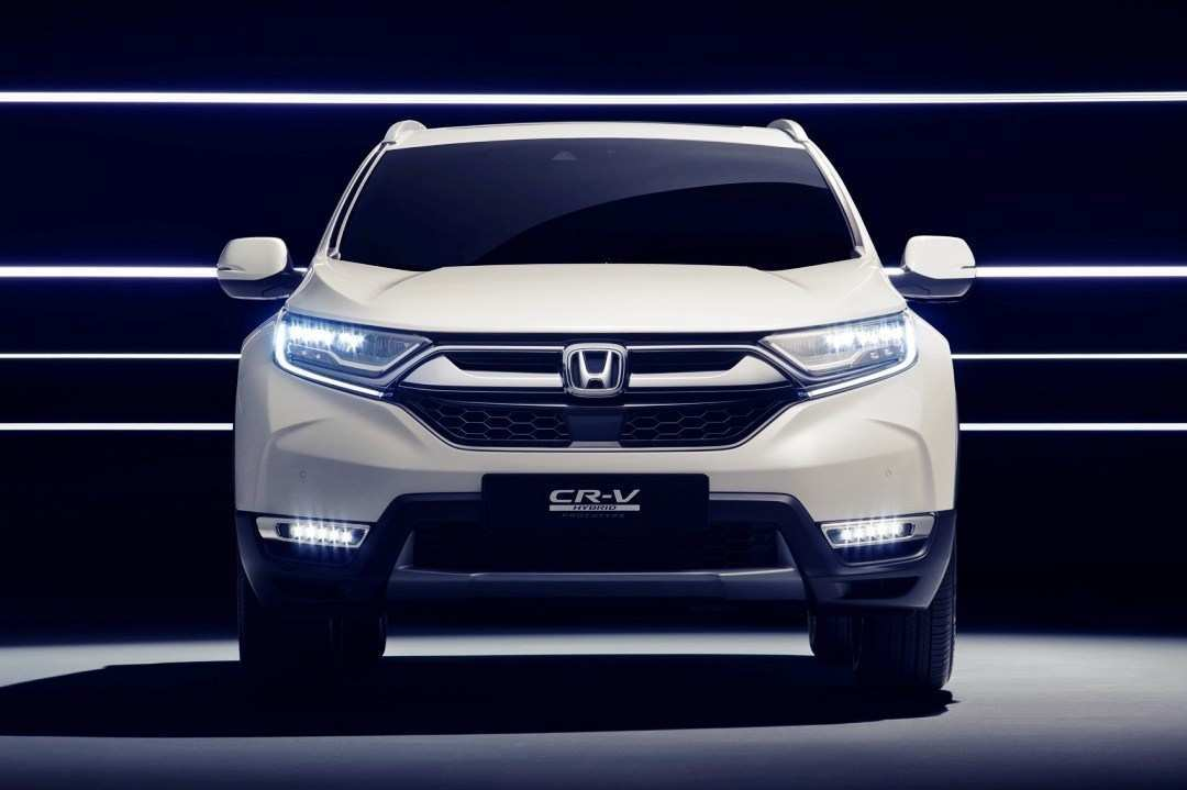 41 New 2020 Honda Crv Release Date Model