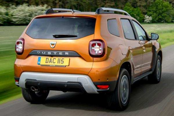 41 New Dacia Duster 2019 Interior Reviews