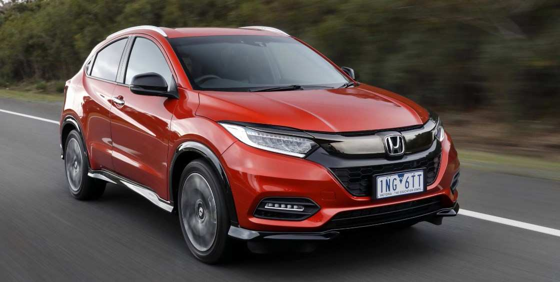 41 New Honda Hrv 2020 Redesign Concept And Review