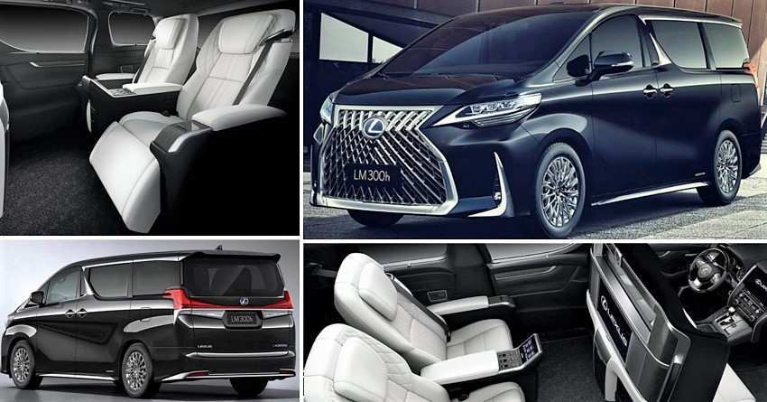 41 New Lexus Mpv 2020 Interior
