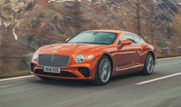 41 The 2019 Bentley Continental Gt V8 Review
