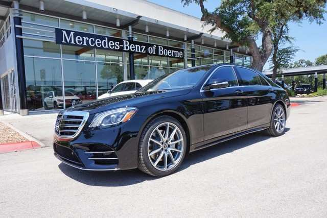 41 The 2019 Mercedes Benz S Class Style