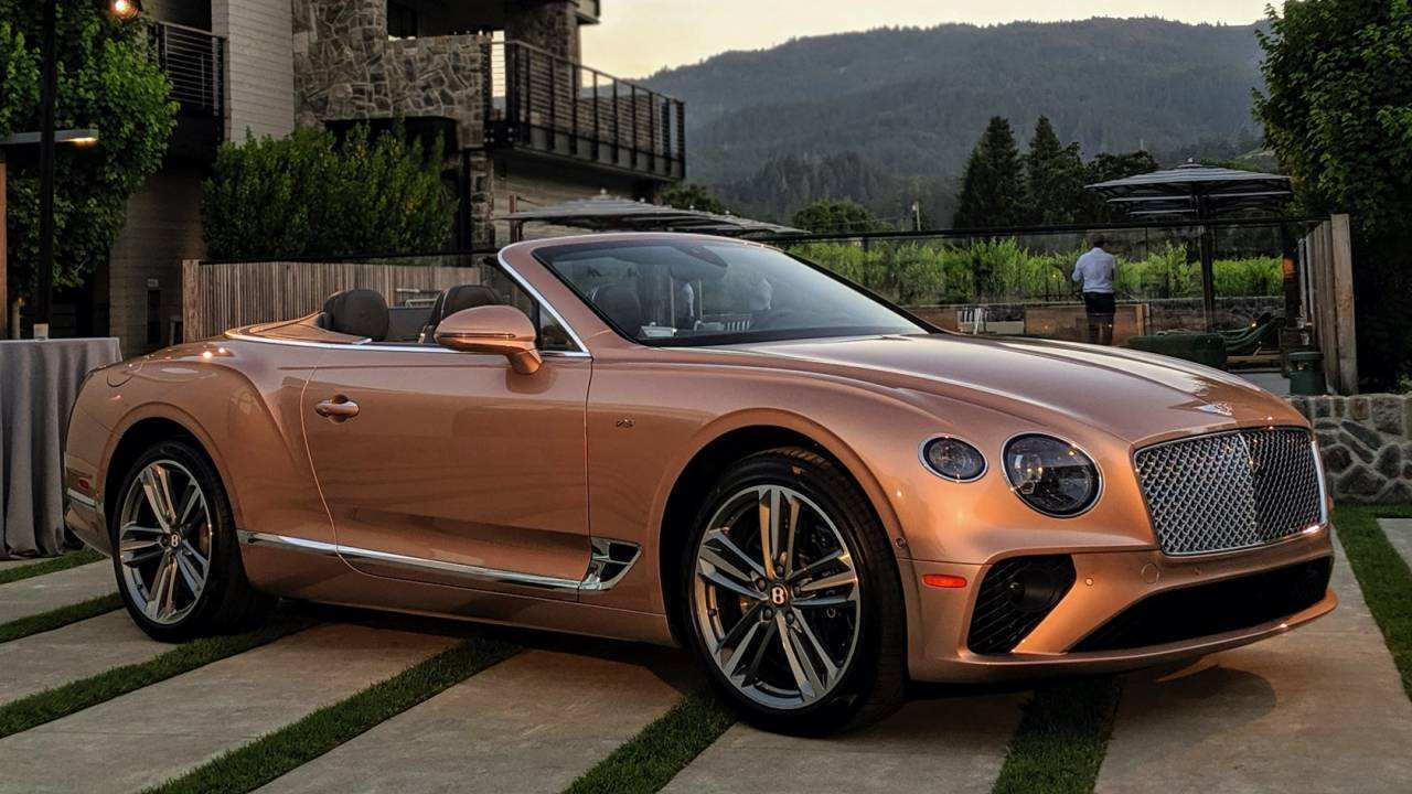41 The 2020 Bentley Gtc Price