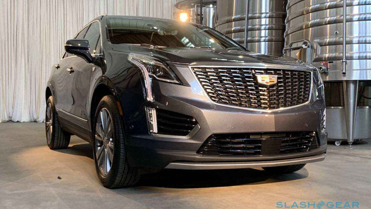 41 The 2020 Cadillac Xt5 Pictures Redesign And Review