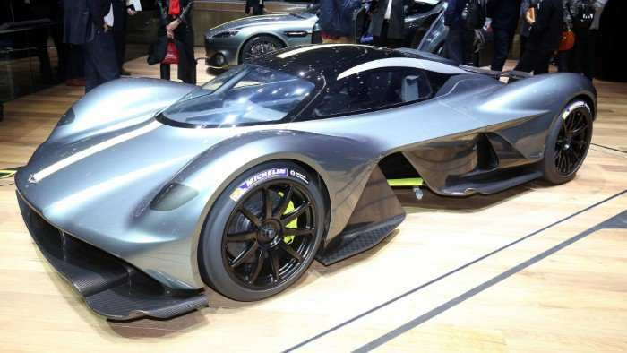 41 The Best 2019 Aston Martin Valkyrie Picture
