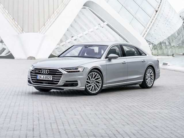 41 The Best 2019 Audi A8 Features Speed Test
