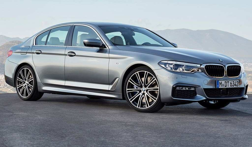 41 The Best 2019 Bmw 5 Series Release Date Redesign And Review