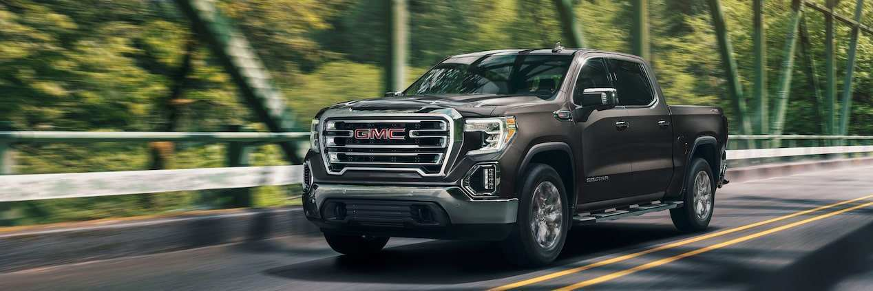 41 The Best 2019 Gmc Pickup Release Date Redesign