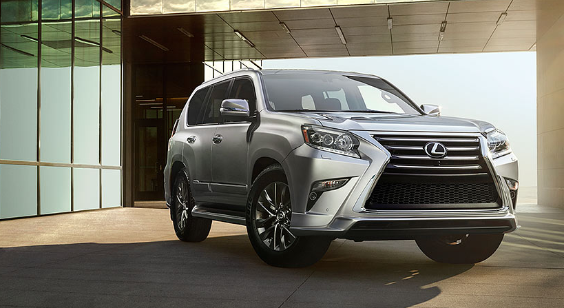 41 The Best 2019 Lexus Gx 460 Redesign Release Date And Concept