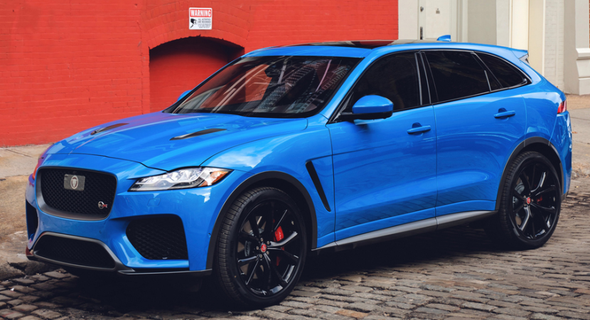 41 The Best 2020 Jaguar F Pace Changes Release Date
