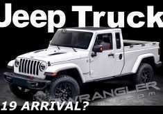 2020 Jeep Gladiator 2 Door