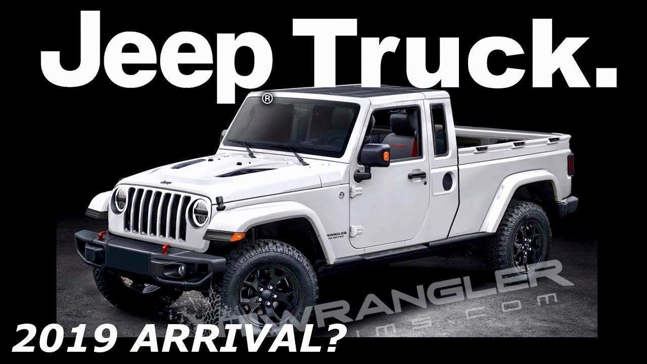 41 The Best 2020 Jeep Gladiator 2 Door Concept